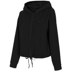 Bluza damska 4F głęboka czerń H4L21 BLD013 20S