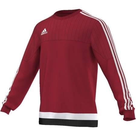 BLUZA adidas TIRO 15 SWT TOP czerwona /M64071