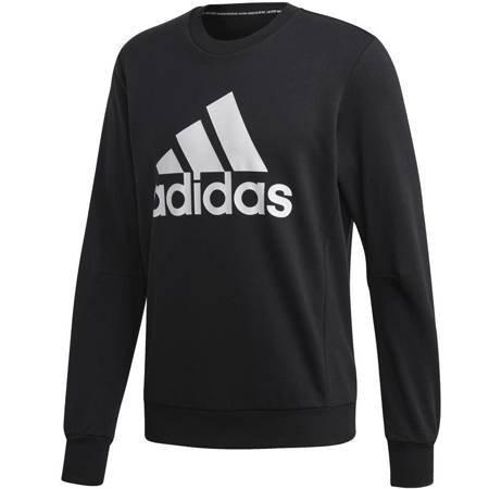 Bluza adidas MH Bos Crew FT czarna DT9941