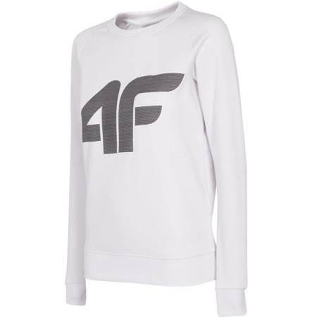 Bluza damska 4F H4L19 BLD002 biała
