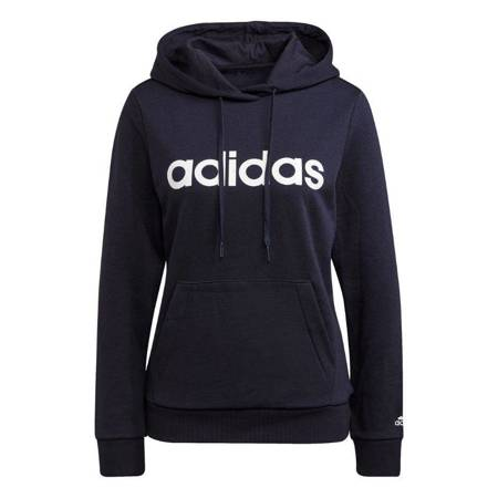 Bluza damska adidas Essentials Hoodie granatowa H07797