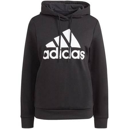 Bluza damska adidas W BL FL HD czarna GL0653
