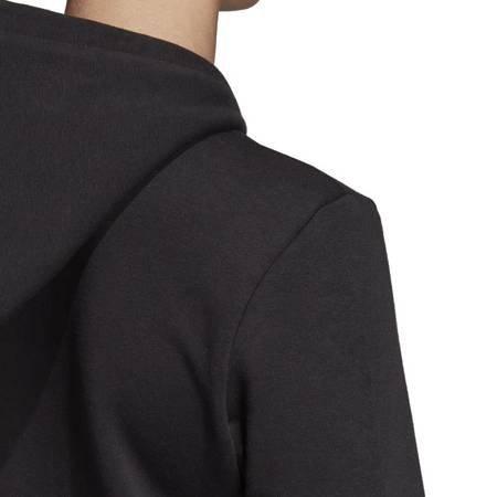 Bluza damska adidas W Essentials Linear FZ HD FL czarna DP2417