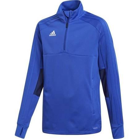 Bluza dla dzieci adidas Condivo 18 Training Top 2 JUNIOR niebieska BS0590