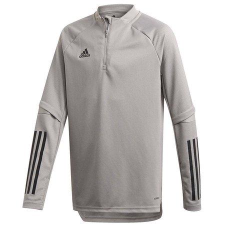 Bluza dla dzieci adidas Condivo 20 Training Top Youth szara FS7122