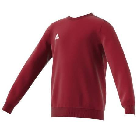 Bluza dla dzieci adidas Core 15 Sweat Top JUNIOR czerwona S22332