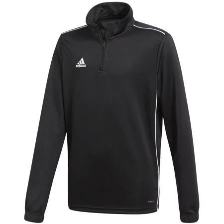 Bluza dla dzieci adidas Core 18 Training Top JUNIOR czarna CE9028