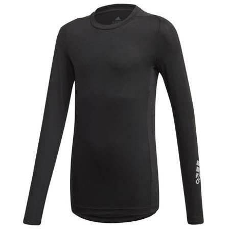 Bluza dla dzieci adidas Jb Ask Spr Ls czarna FL1339