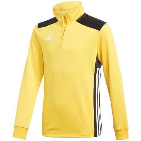 Bluza dla dzieci adidas Regista 18 Training Top JUNIOR żółta DJ1841