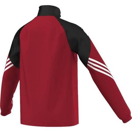 Bluza dla dzieci adidas Sereno 14 Training Top JUNIOR czerwono-czarna D82945