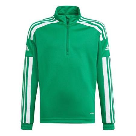 Bluza dla dzieci adidas Squadra 21 Training Top Youth zielona GP6471