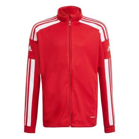 Bluza dla dzieci adidas Squadra 21 Training Youth czerwona GP6458