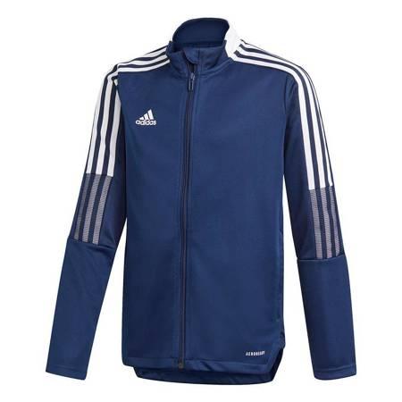 Bluza dla dzieci adidas Tiro 21 Track granatowa GK9662