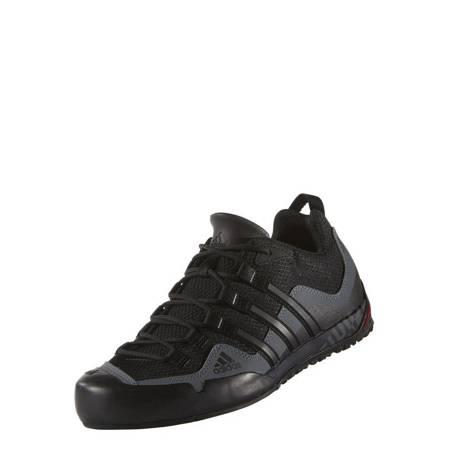 Buty męskie adidas Terrex Swift Solo czarne D67031