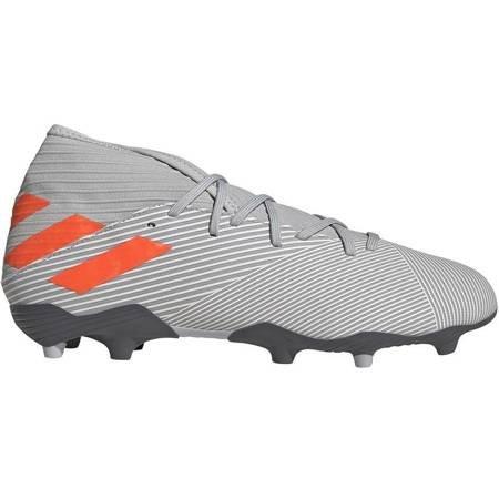 Buty piłkarskie adidas Nemeziz 19.3 FG szare EF8287