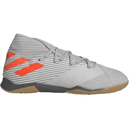 Buty piłkarskie adidas Nemeziz 19.3 IN szare EF8289