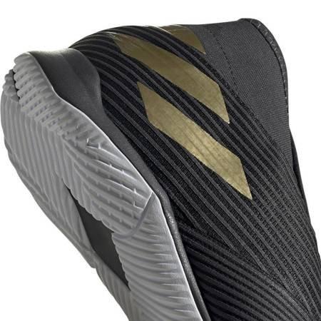 Buty piłkarskie adidas Nemeziz 19.3 LL IN czarne EF0395