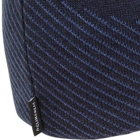 Czapka męska adidas Climaheat Beanie Full OSFL niebieska DZ4552