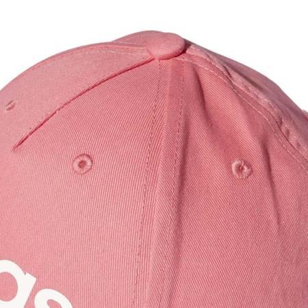 Czapka z daszkiem dla dzieci adidas Daily Cap OSFC różowa EI7430
