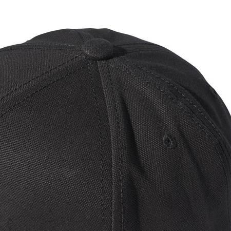 Czapka z daszkiem męska adidas Harden Cap OSFL czarna EC2137