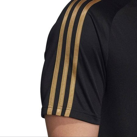 Koszulka męska adidas Real Madrid Training Jersey czarna DX7848
