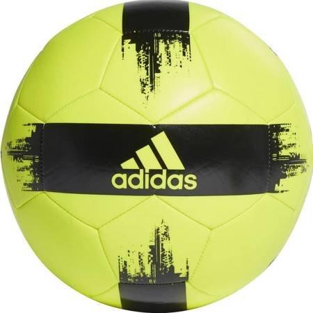Piłka nożna adidas EPP II żółto czarna DY2514