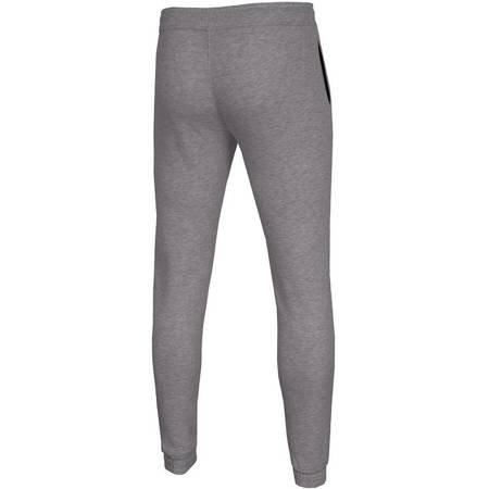 Spodnie męskie 4F chłodny jasny szary melanż H4Z19 SPMD001 27M
