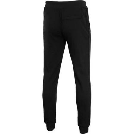 Spodnie męskie 4F głęboka czerń H4Z19 SPMD002 20S