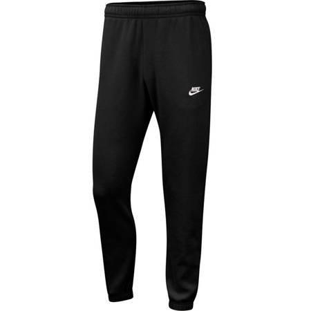 Spodnie męskie Nike M NSW Club Pant CF BB czarne BV2737 010