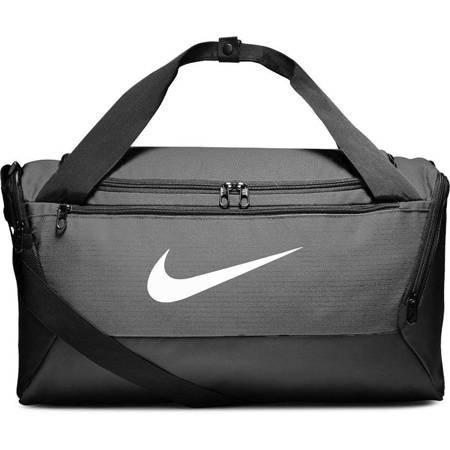 Torba Nike Brasilia S Duffel 9.0 szara BA5957 026