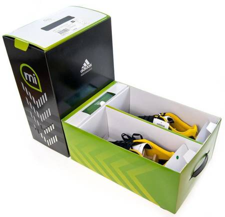 ZESTAW: BUTY adidas ADIPURE 11PRO TRX FG + MICOACH /L44748